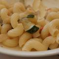 スクリーンショット:白トリュフ風味 クリームソースのショートパスタ (2皿分) by 伊崎裕之シェフのサイト