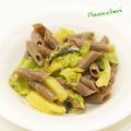 スクリーンショット:そば粉とチーズのピッツォッケリ (by chef Adriana Vallone)のサイト